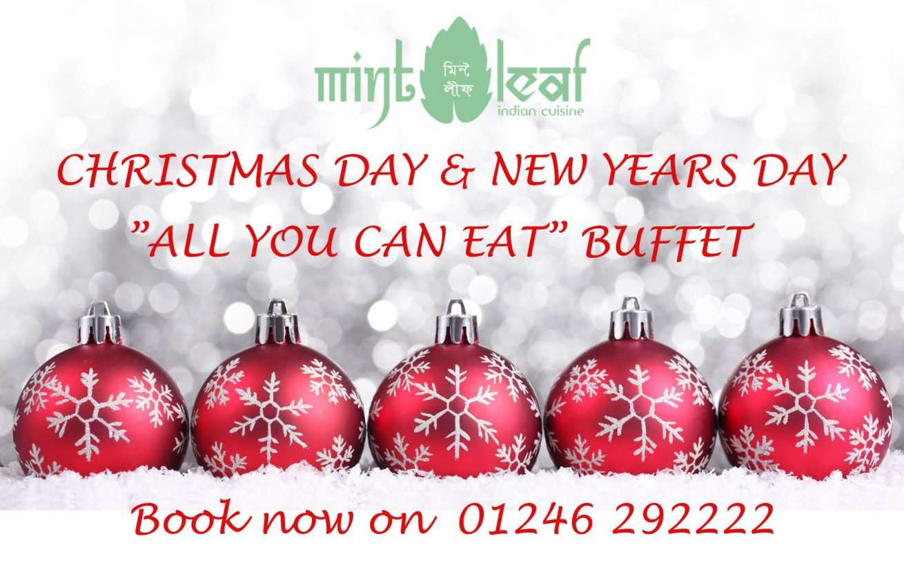 MAKE IT A CHRISTMAS & NEW YEAR TO REMEMBER at Mint Leaf! – Mint Leaf ...